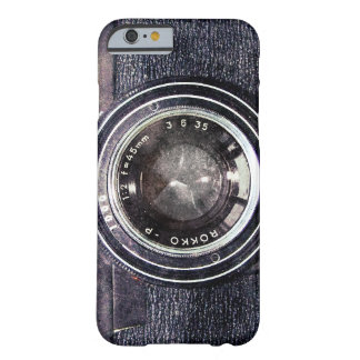 Old black camera iPhone 6 case