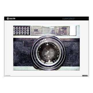 "Old black camera skins for 15"" laptops"