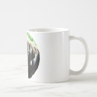 Old Black Labrador Photo Gifts you can personalise Coffee Mug