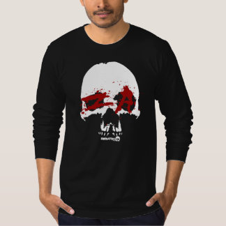 old bloody skull T-Shirt