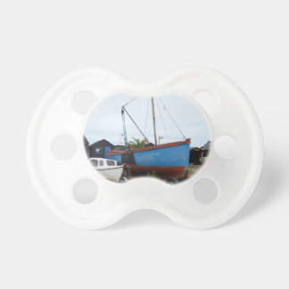 Old Blue Fishing Smack Pacifier