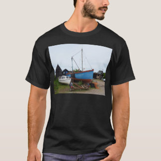 Old Blue Fishing Smack T-Shirt