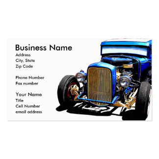 Old Blue II Business Cards
