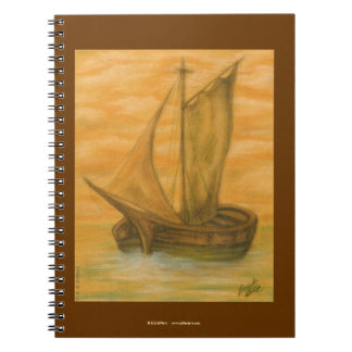 Old Boat Notebook