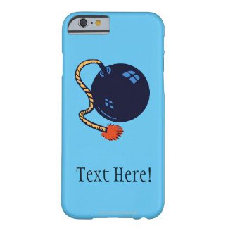 OLD BOMB BARELY THERE iPhone 6 CASE