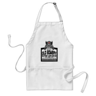 Old Bombay Gin Adult Apron