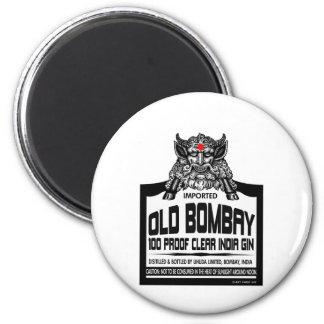 Old Bombay Gin Fridge Magnets