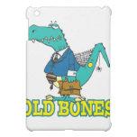 old bones funny dino dinosaur toon cover for the iPad mini