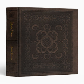Old Book 3 Ring Binder
