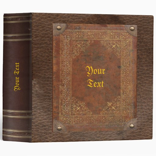 Old Book Binder