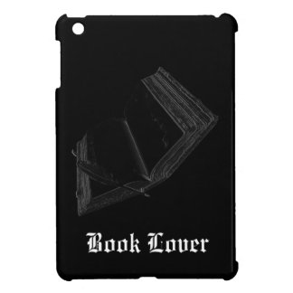 Old Book & Feather Pen Book-Lover iPad Mini Case