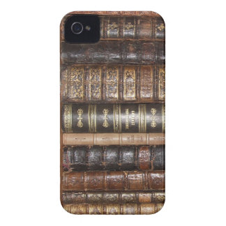 Old Books iPhone 4 Case-Mate Case