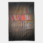 Old Books Kitchen Towels