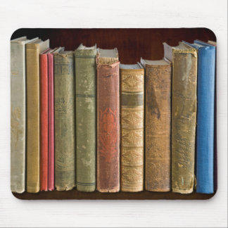 Old Books Mouse Pad