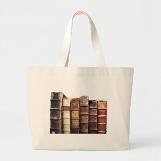 OLD BOOKS TSpare Large Tote Bag