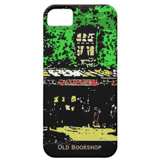 Old Bookshop iPhone 5 Covers