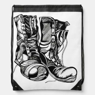 Old Boots Backpacks