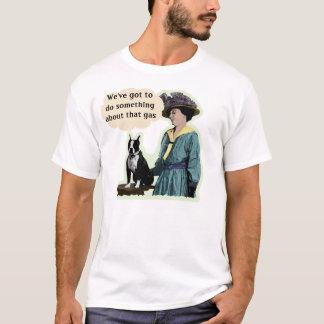 Old Boston Terrier T-Shirt