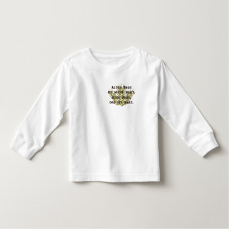 Old bread is not hard t shirt