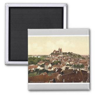 Old Breisach, Black Forest, Baden, Germany magnifi 2 Inch Square Magnet