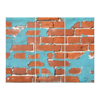 Old Brick Canvas Print