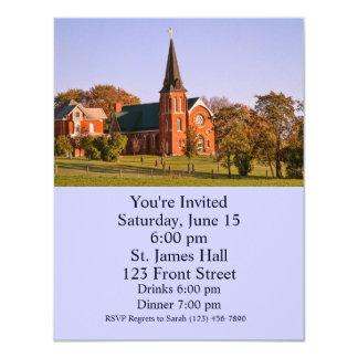 Old Brick Church Announcement
