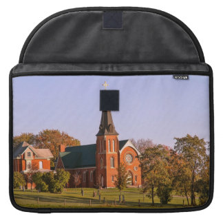 Old Brick Church Sleeves For MacBooks