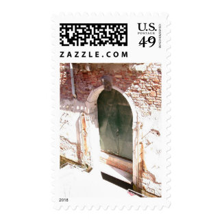 Old Brick House Stamp