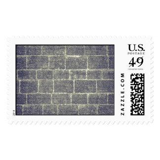 Old Brick Stone Design Nonsymmetric Stone Wall Stamp