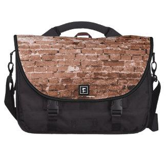 Old Brick Wall Laptop Computer Bag