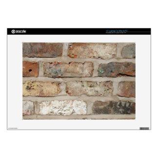 Old Brick Wall Laptop Skin