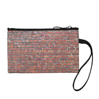 Old Brick Wall Texture Change Purses