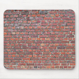 Old Brick Wall Texture Mouse Pad