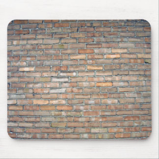 Old brick wall texture mousepads