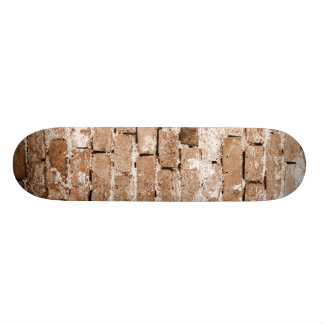 Old Brick Wall Texture Skate Boards