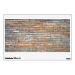 Old brick wall texture wall stickers