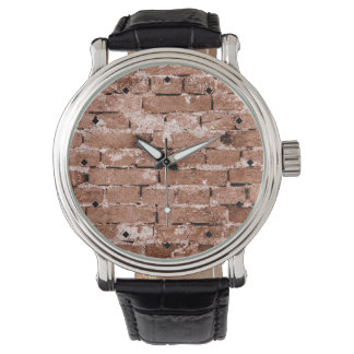 Old Brick Wall Watch