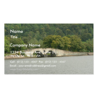 Old Bridge Double-Sided Standard Business Cards (Pack Of 100)
