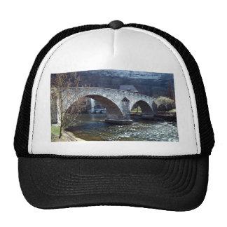 Old bridge, Fribourg, Switzerland Hat