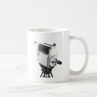 Old Broadcast TV Camera TK Coffee Mug