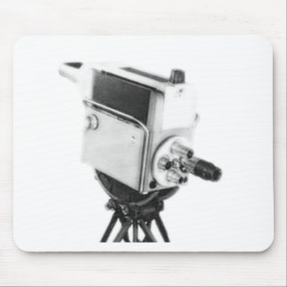 Old Broadcast TV Camera TK Mouse Pad