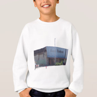 Old building in (Wetumka Ok) Sweatshirt
