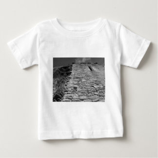 Old building. Stone Wall and Sky. Tee Shirts