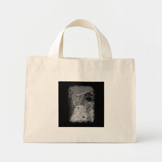 Old building. Stone Walls with Window. Bags