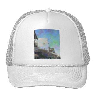 Old Buildings & Sky Trucker Hat