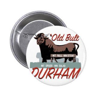 Old Bull Durham Pinback Button