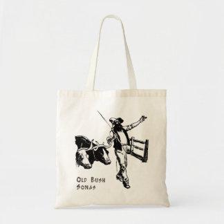 Old Bush Songs Tote Bag