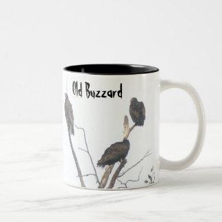 Old Buzzard Mug