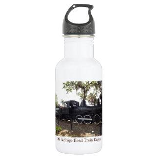 Old Cabbage Head Train Engine 18 oz Water Bottle 18oz Water Bottle