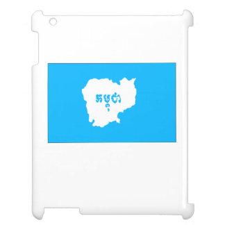 Old Cambodia Flag iPad Cover